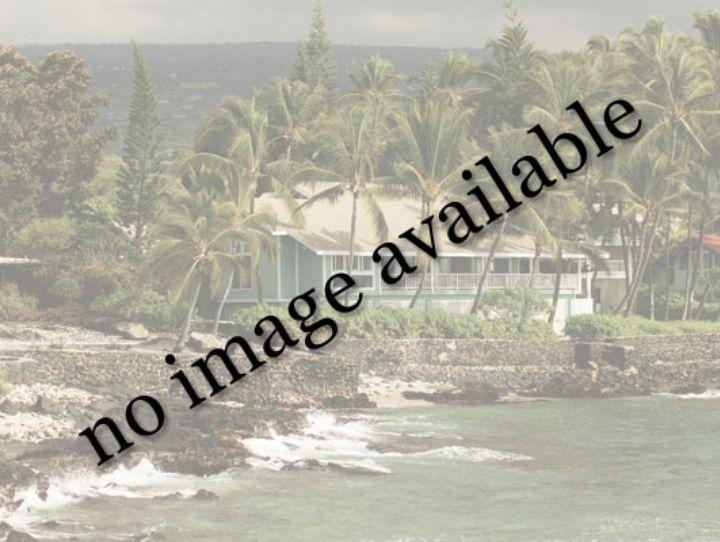 Manini Beach Rd. Capt. Cook, HI 96704
